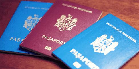Молдавские паспорта