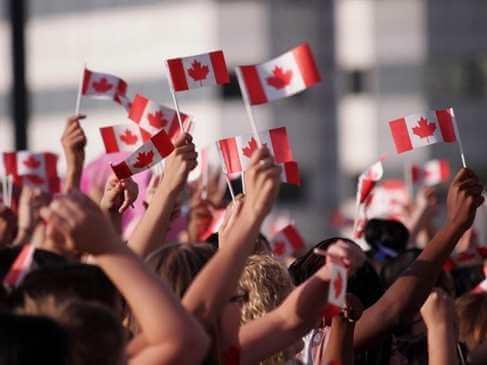 Флаги Канады