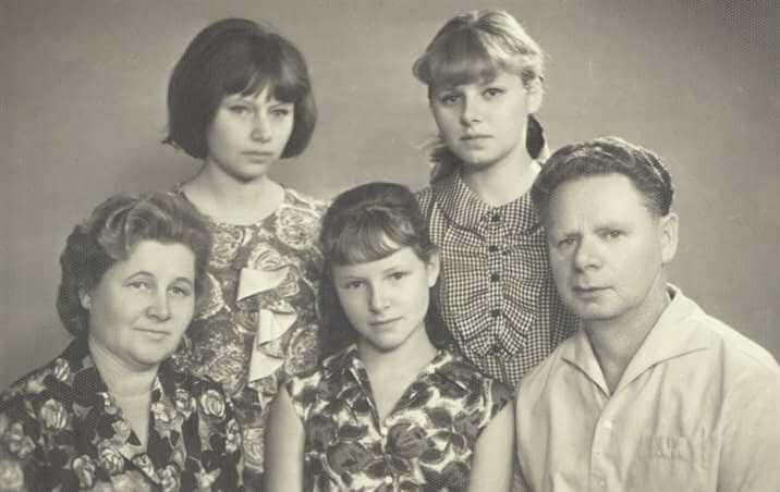 Семья Головей